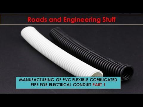Flexible PVC Pipes - Flexible Polyvinyl Chloride Pipes