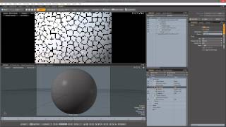 Materials and Textures - MODO 801