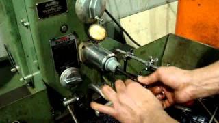 How to use Honing machine carbide die ID polish