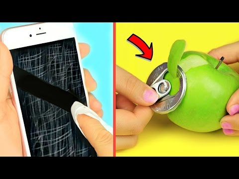 10 SIMPLE LIFE HACKS THAT WILL CHANGE YOUR LIFE! Life Hacks TESTED