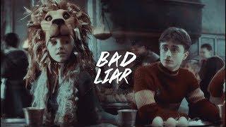 imagine dragons - bad liar   traduction française (+harry&luna)