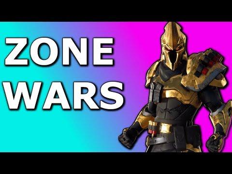 ZONE WARS ll (FORTNITE XBOX ONE LIVE)