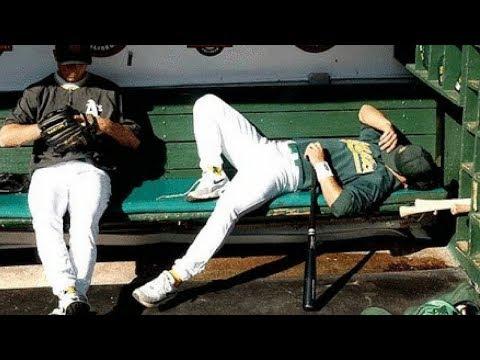 MLB Lazy Players (HD)