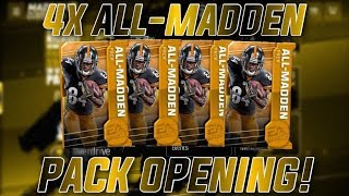 madden nfl overdrive 50 elite pack training points store opening