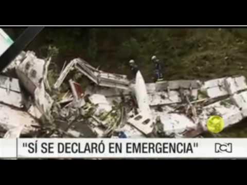 """El estremecedor relato de un piloto que vio caer el avión de """"LaMia"""""""