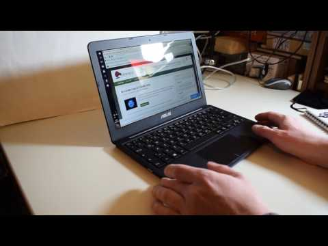 Netbook Asus E200HA Review