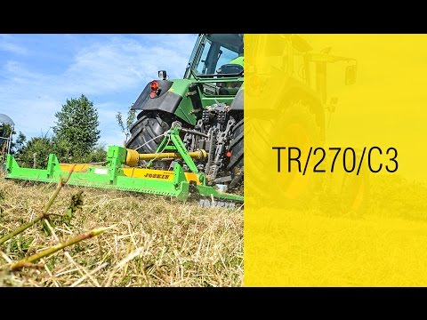 Joskin TR 270 Weidepflegemäher