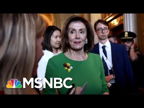 Joe Biden: Nancy Pelosi Is Doing A Masterful Job | Morning Joe | MSNBC