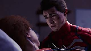 Spider-Man Ps4 2018 Cut Scene - Aunt May Death Scene