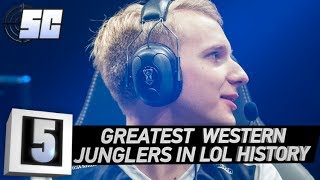 5 Greatest Western Junglers in LoL History | LoL eSports