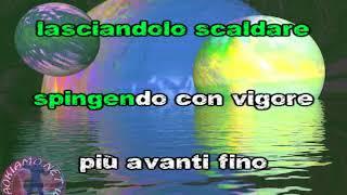 Zucchero - Canzone triste (con cori)  (karaoke - fair use)