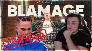 Reakcija na BAKAPRASE - BLAMAGE (Official Music Video) - THE END