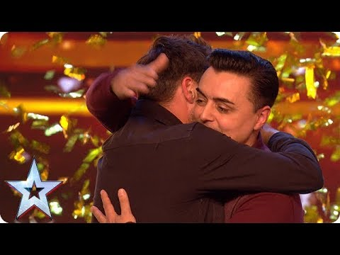 Marc Spelmann gets the first Golden Buzzer of 2018 | Auditions Week 1 | Britain's Got Talent 2018 (видео)