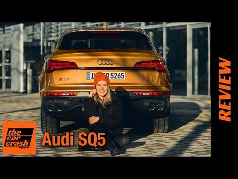 Audi SQ5 (341 PS) 💥 Meine erste Fahrt mit dem V6-Diesel! (2021) Fahrbericht | Review | Test | Sound