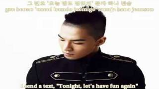 Taeyang Ft. Swings - After You Fall Asleep
