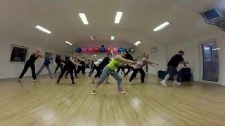 "Dawin ft Silento - ""Dessert"" Zumba fitness choreography"