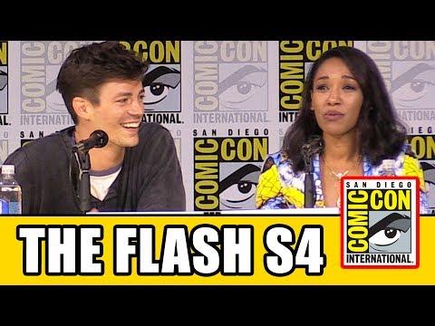 THE FLASH Season 4 Villains Explained At Comic Con | MTW