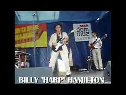 """Billy """"HARP"""" Hamilton LIVE"""