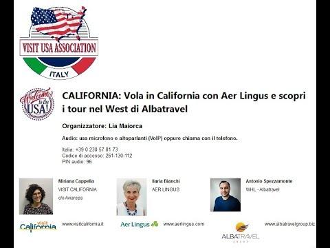 a1edb2bdcf53 Vola in California con Aer Lingus e scopri i tour nel West di Albatravel