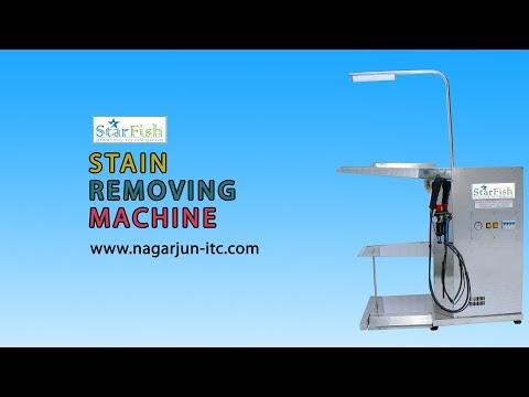 Laundry Stain Removing Machine