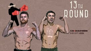 Canelo vs GGG: 13th Round Post-Fight Show