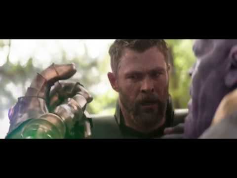 Avengers Infinity War (Bad Wolves - Zombie)