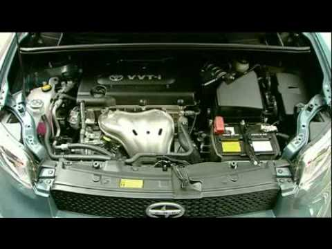 Motorweek Video of the 2008 Scion xB