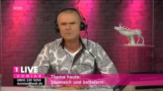 Domian   25.10.12 Bettelarm Und Steinreich