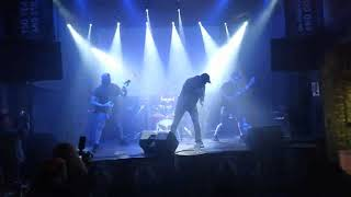 Video CYCLES OF REVOCATION - WAR (Live in Jack's Cowhouse music club -