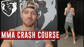 Beginner's MMA Crash Course: Lesson 1 Basics