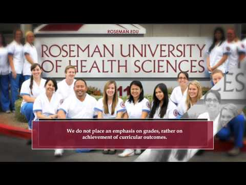 Roseman University of Health Sciences | They have 3 Campuses!