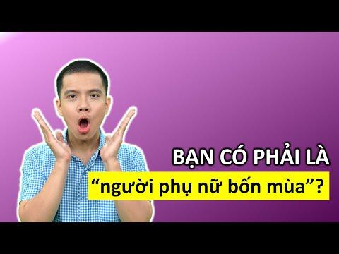 WOMAN official của thầy Nguyễn Thái Dương