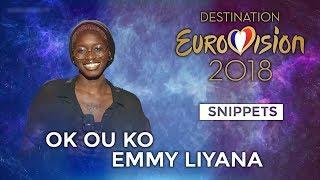 SNIPPETS | Emmy Liyana - OK ou KO (Destination Eurovision) | Eurovision
