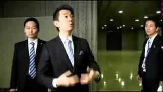 橋下徹が読売記者に詰め寄る!!大激論