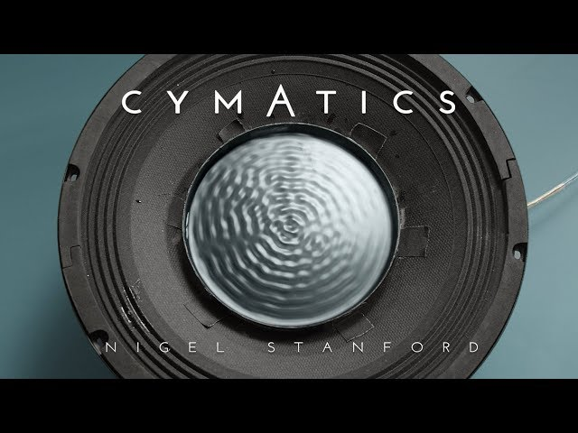 CYMATICS: Science Vs. Music - Nigel Stanford