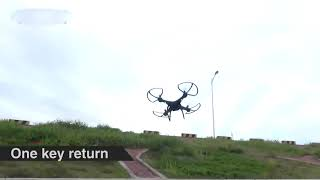 Квадрокоптер S32T c WiFi камерой