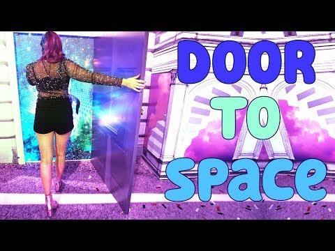 DOOR TO SPACE – 29 Rooms Vlog