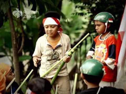 "Cool TV Commercial ""Indonesia Dream"" - Iklan Rumah Zakat keren"