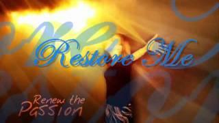 Restore Me - Anthony Evans