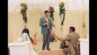 David Budgett singing 'For My Wedding' by Don Henley