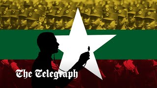 video: Watch: The Myanmar medics on the military's hitlist