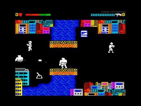 ZXombies : Dead Flesh Walkthrough, ZX Spectrum