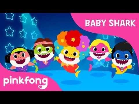 Disco Sharks | Baby Shark | Pinkfong Songs For Children - Pinkfong! Kids' Songs & Stories