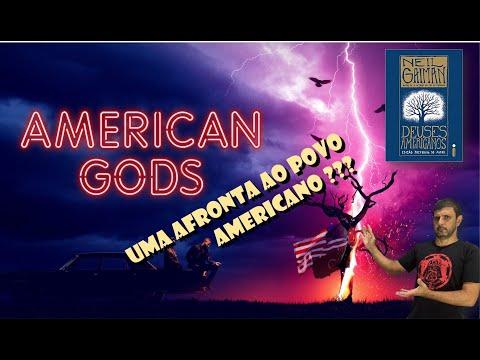 Deuses Americanos é uma afronta a cultura americana ? (Por trás da história)