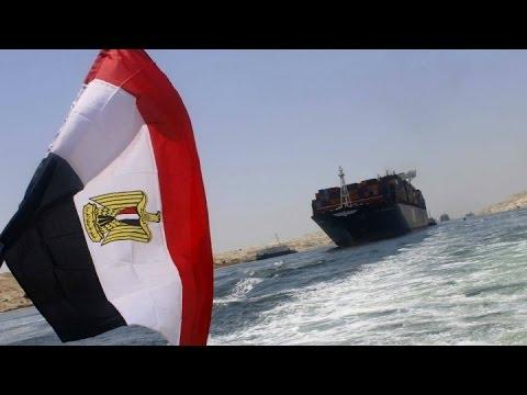 L'Égypte veut rappeler sa grandeur avec son nouveau canal de Suez