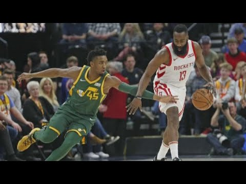 78aa24033c87 What regular season tells us about Rockets  first-round playoff matchup  against Utah Jazz