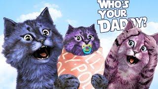ЗАВЕЛИ РЕБЕНКА С ЛАНОЙ! / Who's Your Daddy