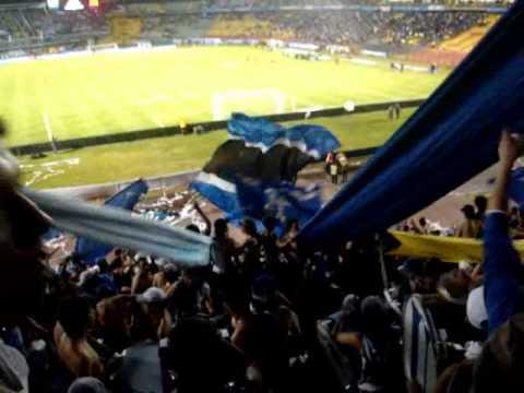"""Blue Rain || Millonarios Vs América"" Barra: Blue Rain • Club: Millonarios"