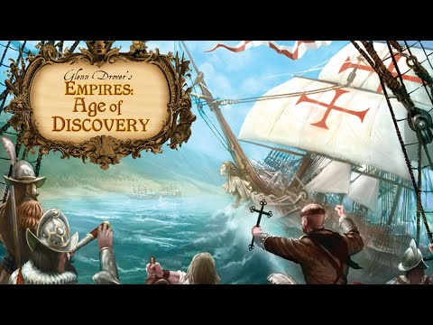 Empires: Age of Discovery Board Game Overview by Cool Stuff Inc