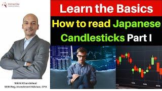 Basics of Japanese Candlesticks – Part I in Hindi
